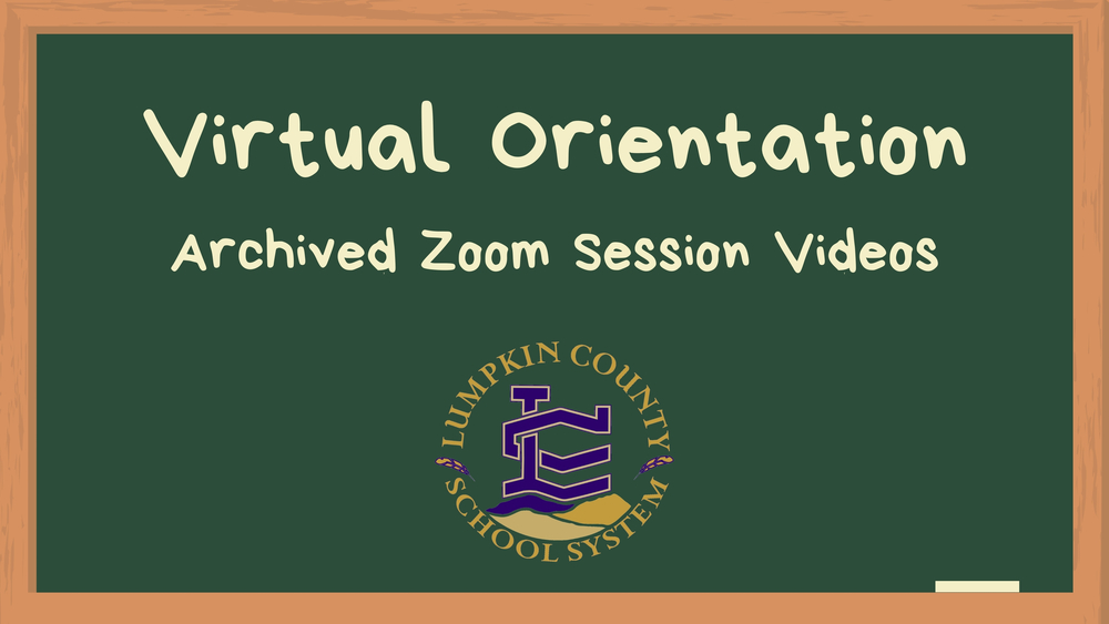 Virtual School Model Orientation Videos