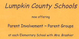 Parent Involvement - Parent Groups