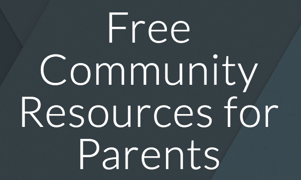 Free Community Resources for Parents