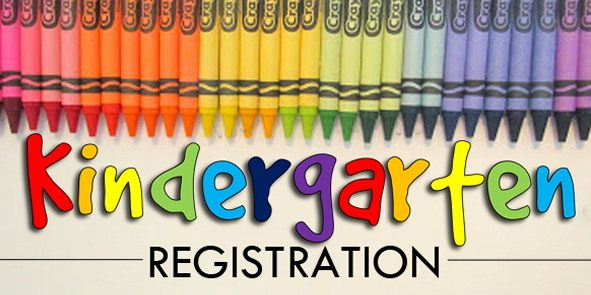 Kindergarten Registration Online (April 13-20)