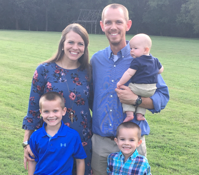 New Head Football Coach: Caleb Sorrells