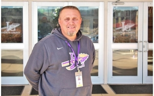 Jenkins Named 7-AAA Athletic Director of the Year