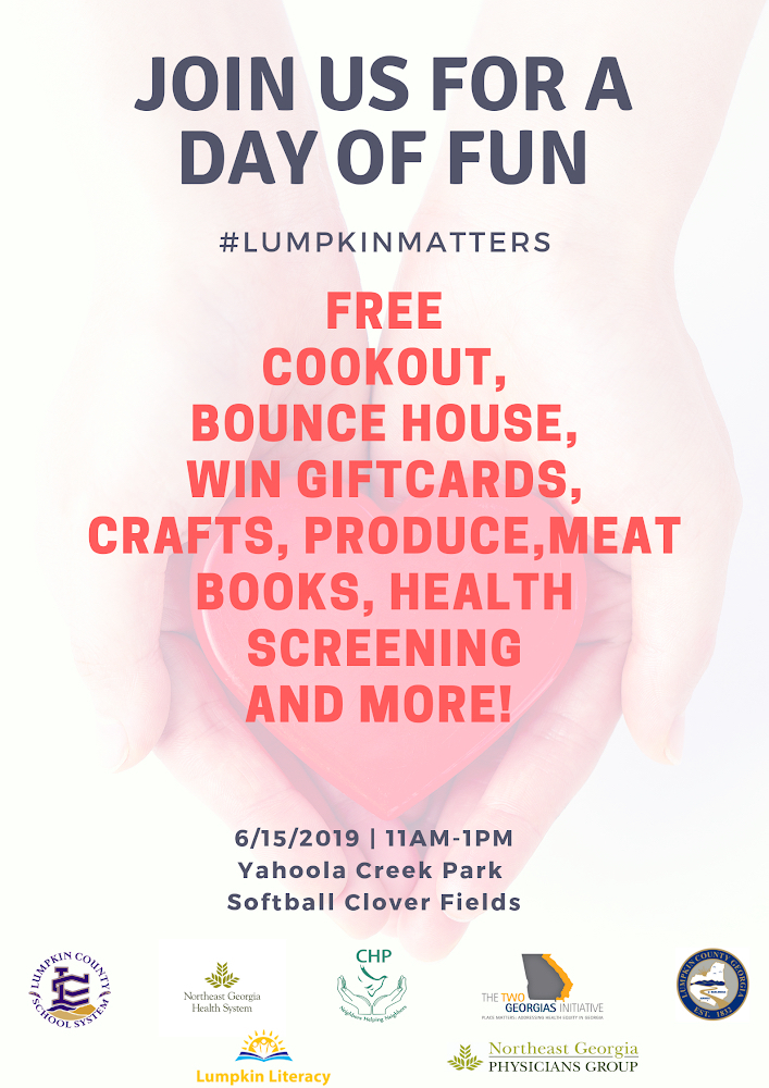 Day of fun flier