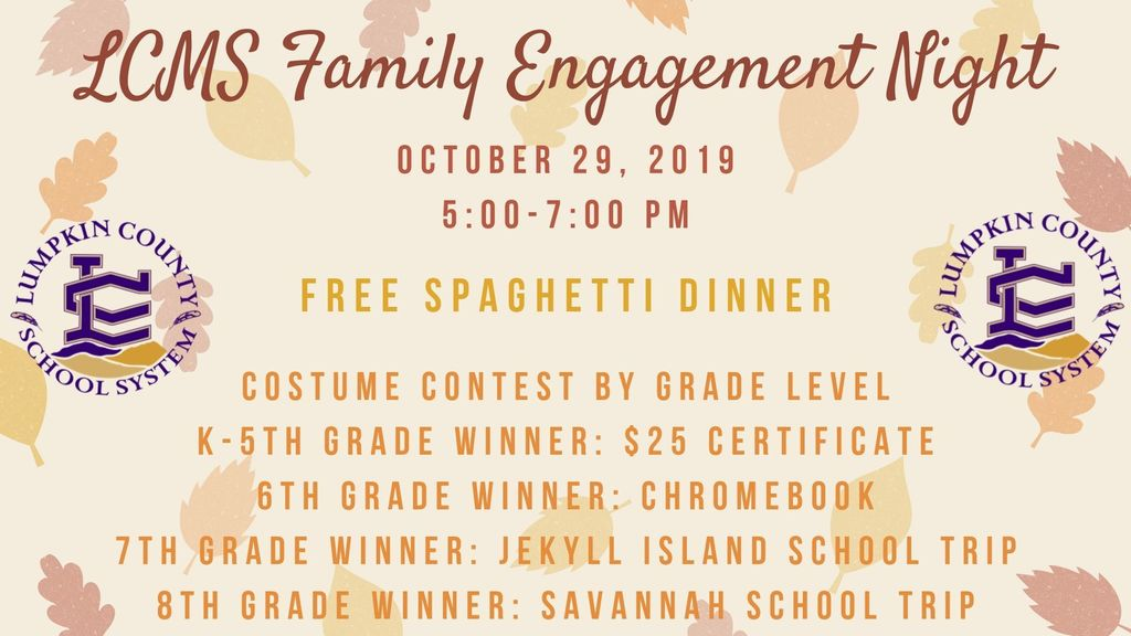 LCMS Family Engagement Night