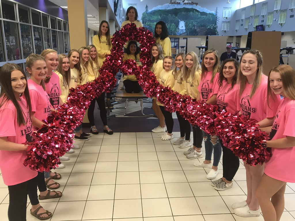 LCHS proudly supports Breast Cancer Awareness!