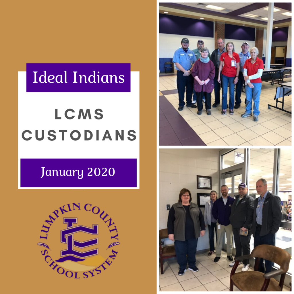 LCMS Custodians 1