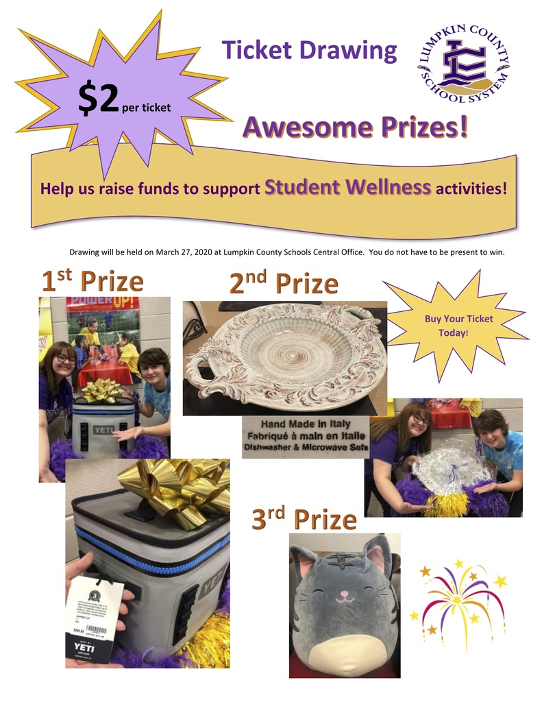 Student Wellness Giveaway