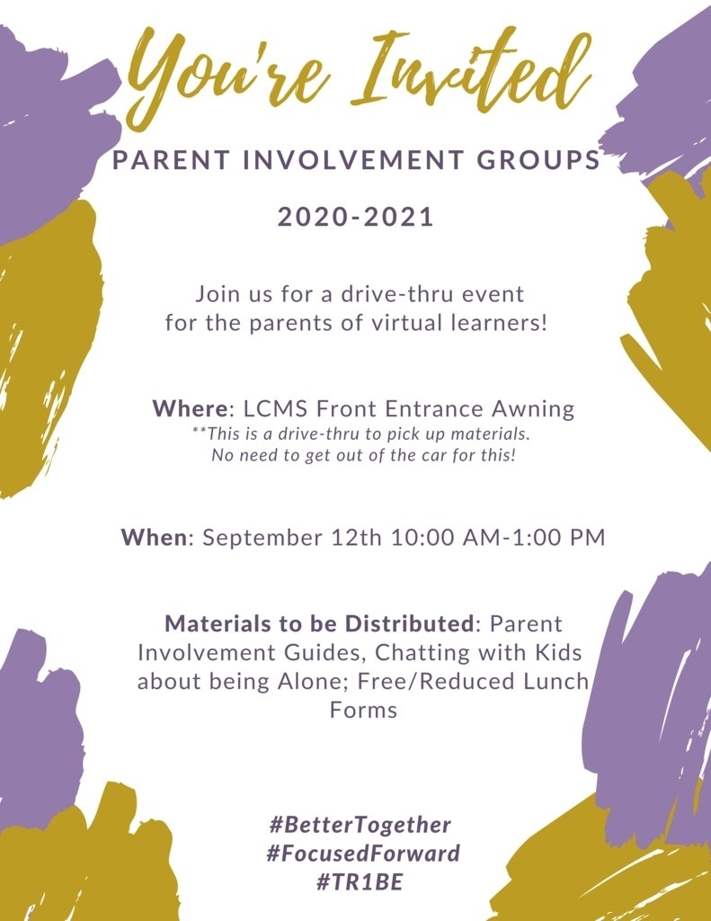 Virtual Parent Event